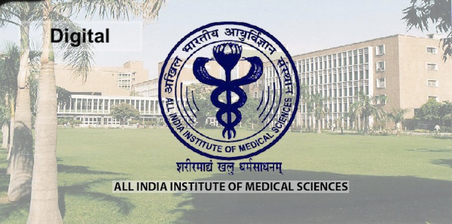 All India Institute of Medical Sciences Bilaspur logo