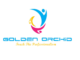 Golden Orchid logo