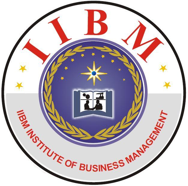 IIBM Institute of Business Management logo