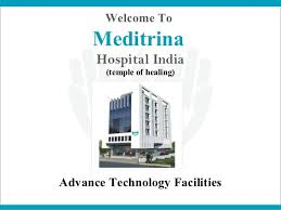 Meditrina Hospitals Private Limited logo