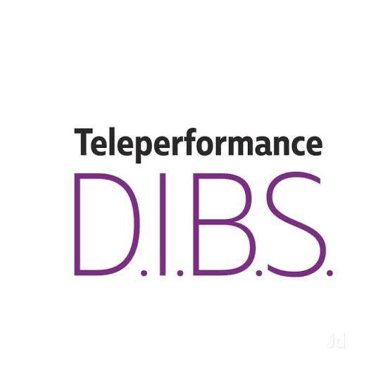 Teleperformance Digital Integrated Business Services (DIBS) logo